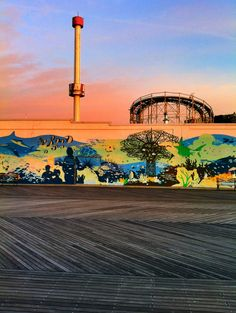 Coney Island Cool.