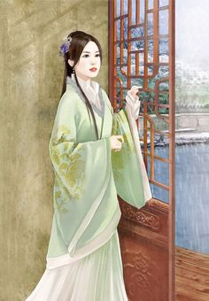 Beautiful Chinese Women, Zelda Twilight Princess, Illustration Girl, Girl Illustrations, Asian History, Digital Art Girl, China Art, Creative Pictures, Chinese Culture
