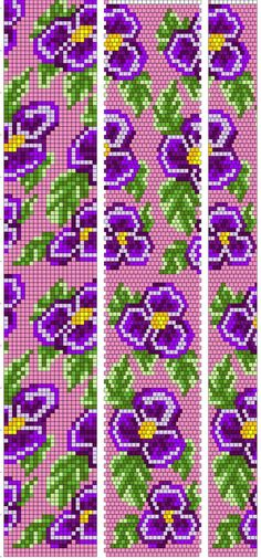 Vitamin_SV Bead Crochet Patterns, Bead Crochet Rope, Peyote Patterns, Beaded Banners, Crochet Beaded Bracelets, Graph Design, Brick Stitch, Loom Beading, Bead Crafts