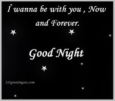 good night pic for him