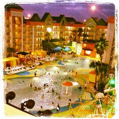 Nickelodeon Suites Resort, Orlando, Florida