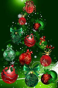Christmas Tree Gif, Merry Christmas Wallpaper, Xmas Wallpaper, Christmas Kitten, Christmas Scenes, Christmas Mood, Christmas Pictures, Christmas Greetings, Vintage Christmas