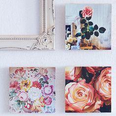 Small art blocks Rose Art, Small Art, Vintage Inspired, Frame, Inspiration, Home Decor, Pink Art, Picture Frame, Biblical Inspiration