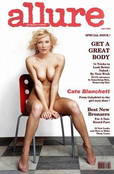 Blanchert nude kate