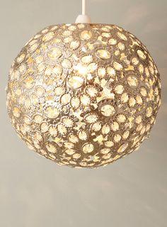 Ornate Ch&agne Ball Easyfit Pendant - Ceiling Lights - Home Lighting u0026 Furniture - BHS & Kennedy 12 light Sputnik | Home | Pinterest | Bhs Ceiling lights ... azcodes.com