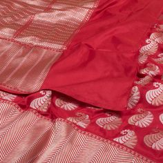 Shivangi Kasliwaal Banarasi Kadhwa Silk  Sari 10000517 - AVISHYA.COM