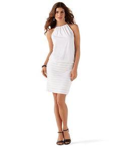 Little White Dress - White Dresses for Women - White House | Black Market