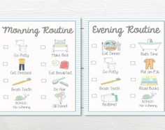 Household Chores Stickers  Customized Sheets Over  Choices