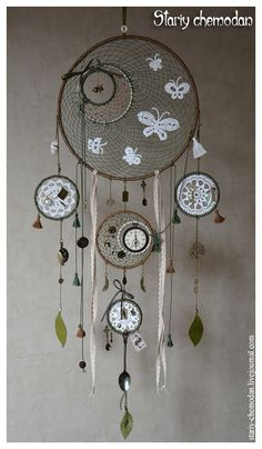 Dreamcatcher basé sur Alice in Wonderland / objets de l'art / Second Street