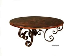 Barbados Coffee Table - for the front living room