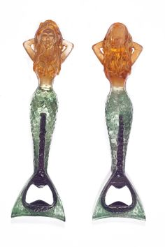 Mermaid Bottle Opener-A Must Have for the Sunset Hour!
