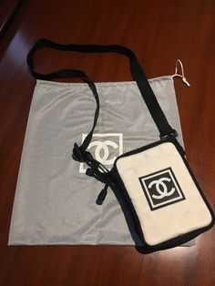 Chanel Super Rare Sports Line Shoulder Bag Size one size - Bags   Luggage  for Sale - Grailed 136391a3b1d81