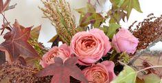A Wild Fall Floral Arrangement
