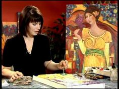 """▶ Karrie on Canvas: Episode 31 """"Have Fun With Cats!"""" - YouTube"""