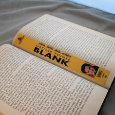 Grosse Pointe Blank Recycled Bookmark by StalkingMarla on Etsy