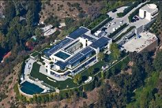 25 biggest houses in the world