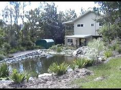 An introduction to Crystal Waters covering permaculture design, innovative housing design, intentional community living and land restoration. Crystal Waters is situated in rural south east Queensland Australia. Filmed in 2001-2002.