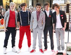 Pretty cool, one direction fashion inspired looks.  There are some cool outfit ideas here.