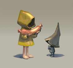 Little Nightmares by AnnieJang