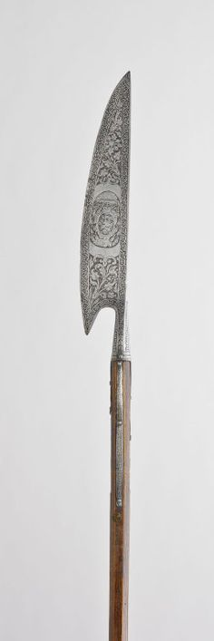 State Glaive of the guard of Markus Sittikus von Hohenems, Prince-Archbishop of Salzburg (reigned 1612-19), c. 1612