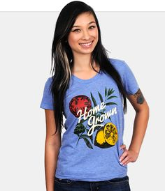 Women's Homegrown. www.therethere.com