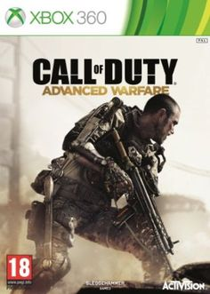 Call of Duty : Advanced Warfare available 11.4.14 Can't wait!