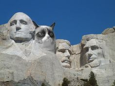 The New Improved Mt. Rushmore!