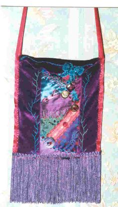 Made from a pattern from Evening Star Designs, about 2003