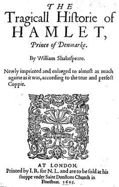 Shakespeare - Hamlet Capolavoro assoluto e incancellabile passaggio della mia evoluzione