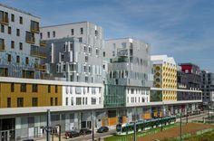 Gallery - Calberson Housing S2 / Atelier d'Architecture Brenac-Gonzalez - 12