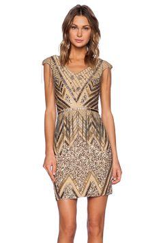 La Maison Sequin V-Neck Dress in Silver   Gunmetal Dress Outfits 227e6b72fd