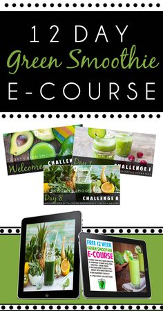 Would you like to know how to get started with green smoothies and try your first delicious green smoothie recipe? Get my FREE 12 Day Green Smoothie E-Course where I walk you through the process. Lose weight and get more energy. Click the link to get started:http://www.greenthickies.com/subscribe-email/