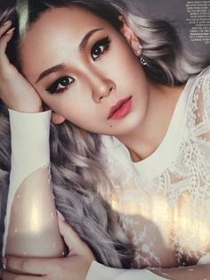 "~ Living a Beautiful Life ~ CL Models ""Maybelline New York"" Cosmetics with ""Elle"" Magazine Photoshoot Cl 2ne1, Cl Fashion, Kpop Fashion, Korean Fashion, Winter Fashion, Christina Aguilera, Aaliyah, Jennifer Lopez, Cl Rapper"