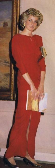 Diana & Charles - Australia Tour , le 28 Octobre 1985 _ Suite
