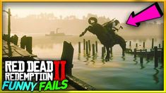 Funny Fails & Best Moments (Red Dead Redemption - So Funny Epic Fails Pictures 4k Gaming Wallpaper, Best Gaming Wallpapers, Wallpaper Pc, Wallpaper Pictures, Red Dead Online, Black Ops 4, Epic Fail Pictures, Red Dead Redemption, Fail Video