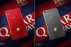 گوشی مخصوص طرفداران بارسلونا