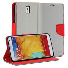Wallet Case Classic for Samsung Galaxy Note 3