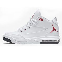 Nike Jordan Flight Origin 3 Gs Big Kids 820246-160 White Red Shoes Youth Sz 7. I have these and I love them!!