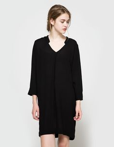 Request Dress in Black