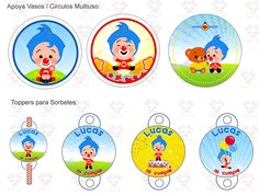"""Search Results for """"Kit Imprimible Birthday Themes For Boys, 2nd Birthday, Circus Party Decorations, Elmo Party, Ideas Para Fiestas, Origami, Birthdays, Baby Shower, Kit"""