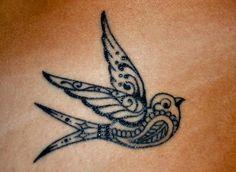 swallow symbol