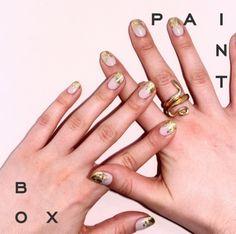 All Fired Up! #paintboxmani #nails #nailart