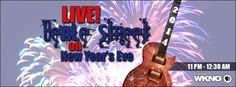 Live broadcast on New Year's Eve from Beale Street, Memphis, TN.
