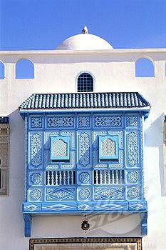 SuperStock - Tunisia, architectural detail in Nabeul Gorgeous #myhappytravels @whitestuff