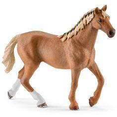 Schleich English Thoroughbred horse www.minizoo.com.au