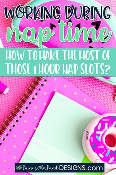 Work from home? Have a family? Check out this post on how to make the most of those one hour nap slots. Take A Nap, How To Make Notes, Take Care Of Yourself, Slot, Online Business, Blogging, Challenges, Tips, Check
