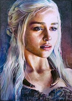 The Khaleesi by DavidDeb on DeviantArt