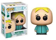 Pop! TV: South Park - Butters #01 (2.3.17 bought at ThinkGeek)