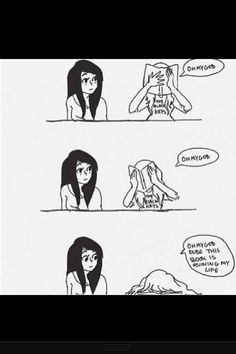 This is me, reading The Death Cure whole my sister just stares at me