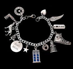 Pulsera conceptual Doctor Who